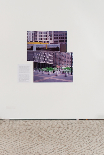 Installation view (posters)